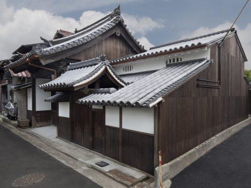 Sakai Municipal Machiya Historical Museum Seigakuin