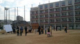 THEイナズマ戦隊「ご機嫌行進曲~行ってきます~」PV撮影。