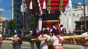 堺のお祭りシーズン到来ッ!