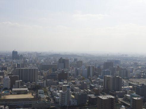 堺市風景(ホテル・アゴーラリージェンシー堺)