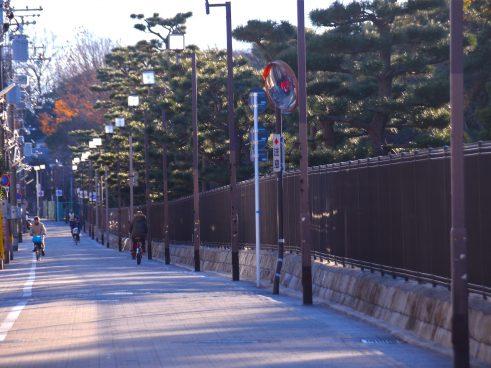 仁徳天皇陵古墳周辺遊歩道