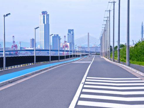 堺浜周辺道路