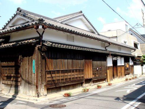 堺市立町家歴史館 山口家住宅