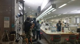 映画『種まく旅人~華蓮(ハス)のかがやき~』堺でも撮影完了しました!
